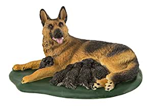 Buy German Shepherd With Puppies Online At Low Prices In India Amazon In