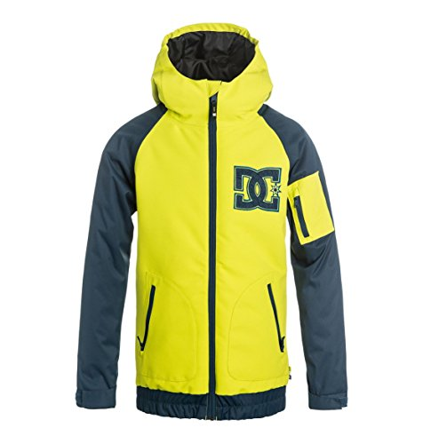 DC Snow Jackets - DC Troop Youth Snow Jacket - Tender Shots