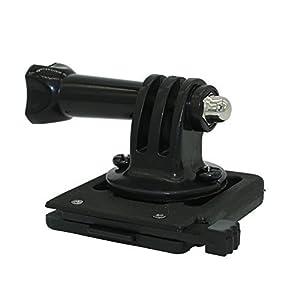 Action Caméra Support de Montage Tactique RAPIDE / AF / M88 / MICH Casque Accessoires Support Avant Pour Paintball Jeu Airsoft Pour Gopro Hero 1 2 3 4 Xiaoyi Shangou