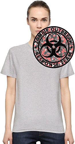Zombie Response Team T-Shirt per Donne X-Large