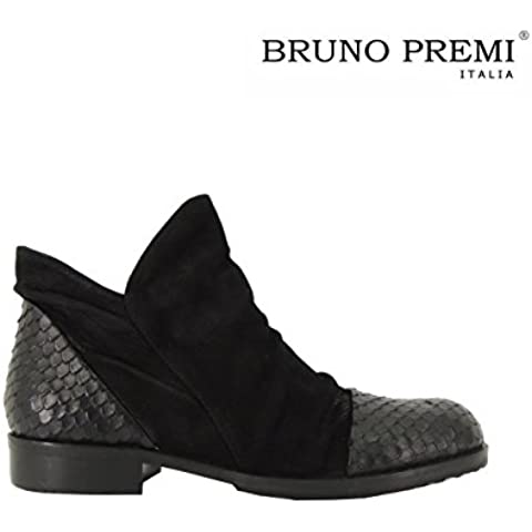 Bruno Premi I1701X scarpa donna stivaletti bassi alla caviglia made in Italy