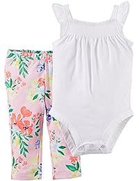 Carters De bebé Niñas Body pantalones conjuntos ...