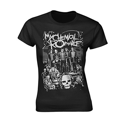 MY CHEMICAL ROMANCE DEAD PARADE GTS (Emo T-shirt Rock)
