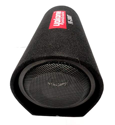 Buy YOKOMA 8″ Subwoofer Box (with-inbuilt Amplifier), Car Audio Bass Enhancer online in India at discounted price