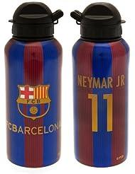 F.C. Barcelone Bouteille à boisson en aluminium Neymar officiel