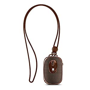 iBall Musi Dangle BTH Bluetooth Mobile/Tablet Speaker Brown