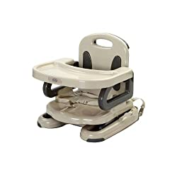 Mastela Booster to Toddler 6M+ Seat (DarkGray)