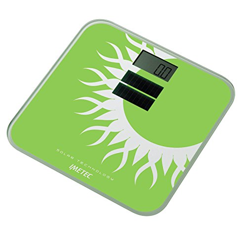 Bilancia pesapersone Imetec ECO SB1 100, verde