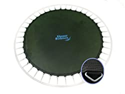 "Trampoline Replacement Mat Fits For: Rebo Fun Jump 12 Ft. Trampoline (Using 72 Springs - 7"" Springs)"