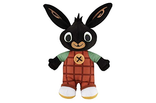 Fisher-Price My First Thomas & Friends DVP90 - stuffed toys (Toy rabbit, Bing, Multicolour, Plush, Open box)