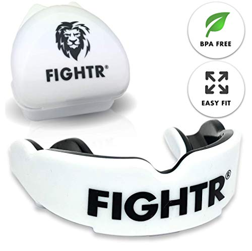 FIGHTR Premium Mundschutz | max....