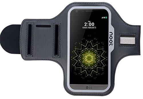 NOOT LG G5Armband Schutzhülle für Trainings Running Hausarbeit Sports Activity