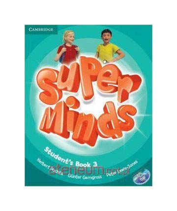 SUPER MINDS 3ºEP ST+CD 12 CAMIN13EP [Paperback] [Oct 11, 2010]