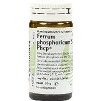 FERRUM PHOSPHORICUM S PHCP Globuli 20 g preisvergleich bei billige-tabletten.eu