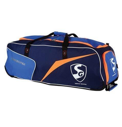 SG combopak Cricket Kit Bag mit Rollen