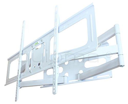 TV Wandhalterung quipma 350 weiß, für 42-70 Zoll, bis Vesa 600 x 400