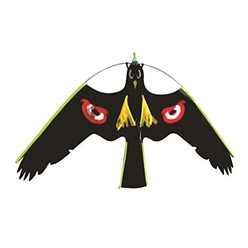 Homyl Manches à Air Oiseau Scarabée Windsock Vent Cerf-Volant + Fil Tressé + Sac - Couleur # 3
