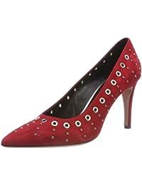 Oxitaly Sevill 415, Zapatos de Tacón con Punta Cerrada para Mujer