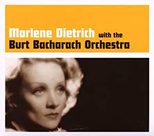 With The Burt Bacharach Orchestra