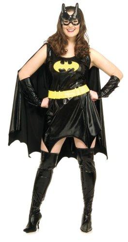 - Batgirl Kostüme Plus