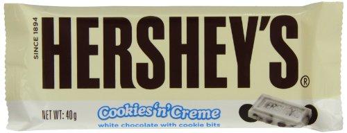 Hersheys Hershey's Cookies N Creme 40 g (Packung of 24)