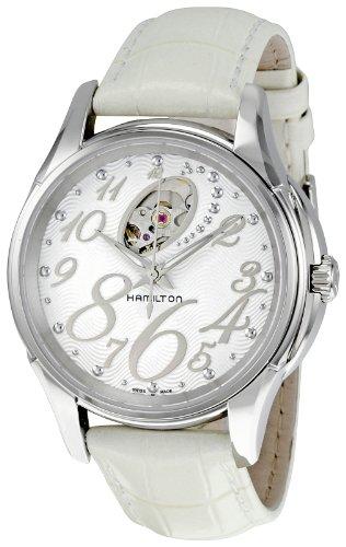 Hamilton H32465953 - Reloj de pulsera Mujer, color Blanco