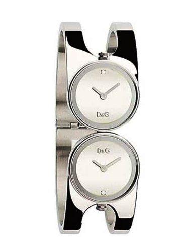 DG-DolceGabbana-DW0356-Reloj-analgico-de-mujer-de-cuarzo-con-correa-de-acero-inoxidable-plateada