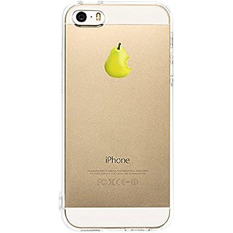 Pacyer® iPhone 7 Custodia Slim fit Frutta