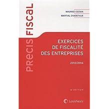Exercices de fiscalité des entreprises 2013-2014