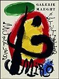 quadri & cornici HB - Mirò ' Murales peintures ' quadro,stampa su legno, poster su legno, bordo nero