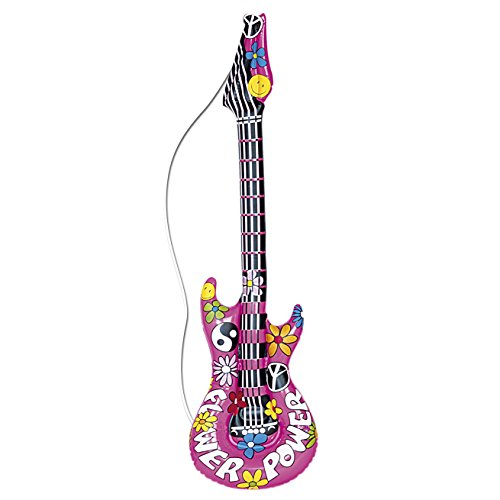 WIDMANN 23944 Hinchable Guitarra, One Size