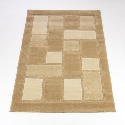 Rugs With Flair 160 x 230 cm Visiona Soft 4304, Beige - low-cost UK light store.