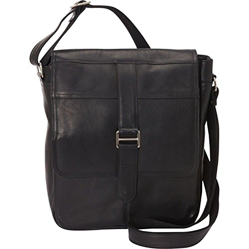 david-king-co-small-vertical-messenger-black-one-size