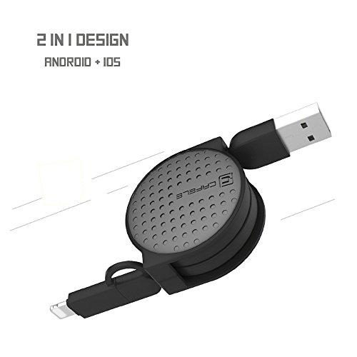 thanly-2-in-1-einziehbares-usb-kabel-1-m-daten-und-ladekabel-mit-8-pin-lightning-anschluss-micro-usb