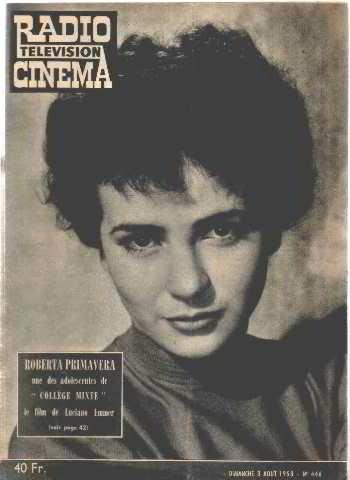 Revue radio cinema television n°446