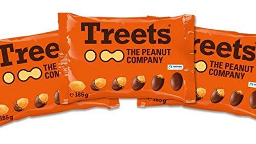 Preisvergleich Produktbild Treets Peanut 185g