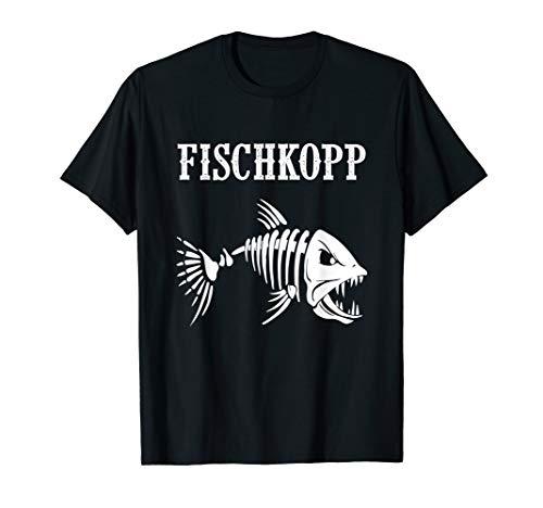 T-Shirt Norddeutsch | Fischkopp Witz Norddeutschland Spruch