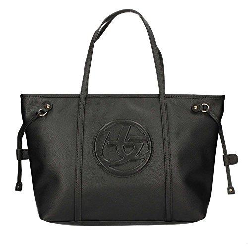Blu Byblos ROUND-SAF_675P62 Shopping bag Donna Nero
