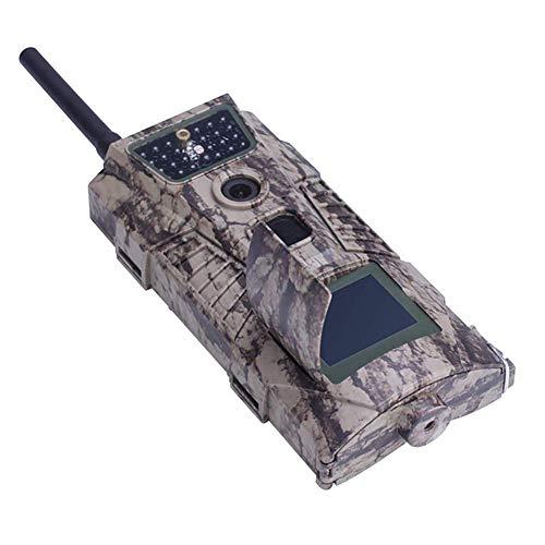 YUN CAMERA@ Scouting Jagd Kamera Trap 16MP HD 1080 P GPRS MMS 3G Digitale Infrarot-Trail-Kameras IR Hunter Camcorder, Model: HC600G - Camera Hunter