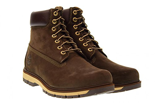 Timberland Radford 6 Boot WP Wheat CA1JHF, Chaussures Bateau RED BRIAR