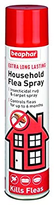 Beaphar Extra Long Lasting Household Flea Spray 300ml by Beapharr