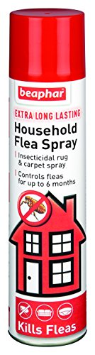 Beaphar Extra Long Lasting Household Flea Spray 300ml
