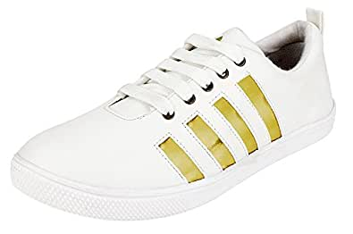 Ethics Men's Casual Shoes synthetic (10 _White)
