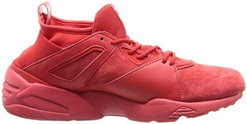 Puma , Chaussures de course pour homme Rouge