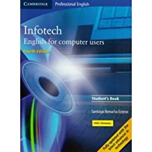 [(Infotech Fourth edition Student's Book (Klett edition): Student Book)] [Author: Santiago Remacha Esteras] published on (May, 2008)