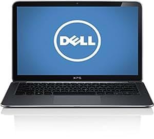"""Dell NBU XPS 13 i7 13,3 Ultra Portable 12,5"""" (31,75 cm) Intel Core i5 4200U 1,7 GHz 128 Go 4 Mo Durée de batterie: 65 h 1,5 kg Noir (Clavier QWERTZ) - Clavier Qwertz Allemand"""