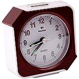 ساعة منبه من دوجانا - احمر وابيض -DA171
