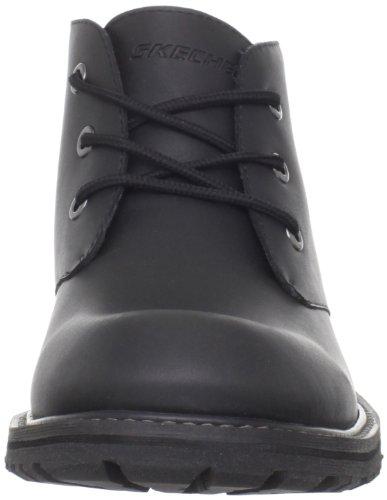 Skechers RovenVellore 63601 Herren Sneaker Schwarz (Blk)
