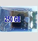 250GB Festplatte für Asus Eee PC R101, R101D & Acer TravelMate 7510 Serie SATA