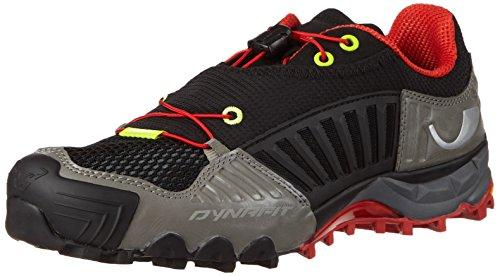 Dynafit Ms Feline Sl, Chaussures de Trail homme Noir (0357 Black/Firebrick)